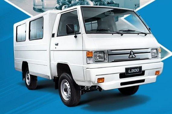 Mitsubishi L300 front quarter philippines