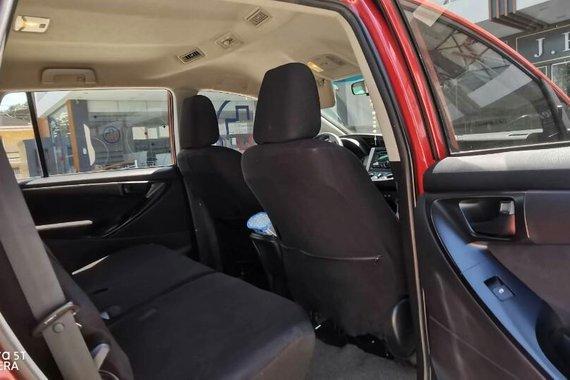 Red Toyota Innova for sale in Danao
