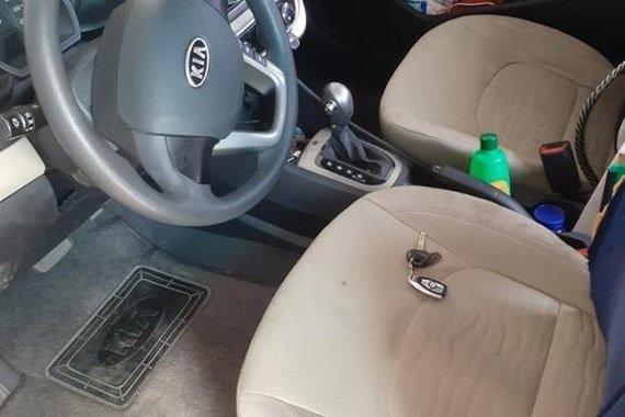 Grey Kia Rio for sale in Cebu City