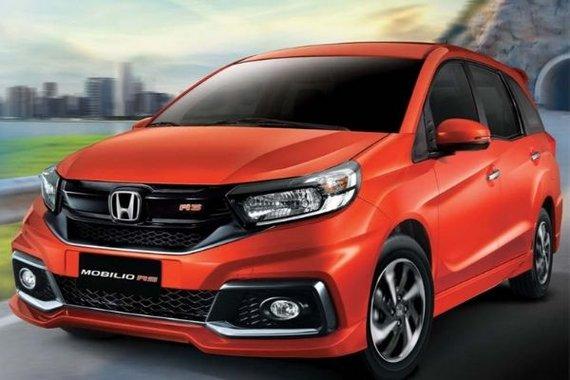 Honda Mobilio exterior philippines