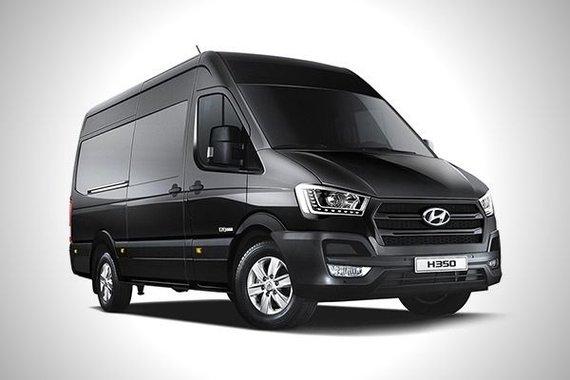 Hyundai H350 exterior philippines