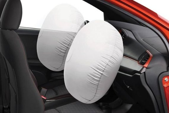 Honda Brio dual airbags philippines