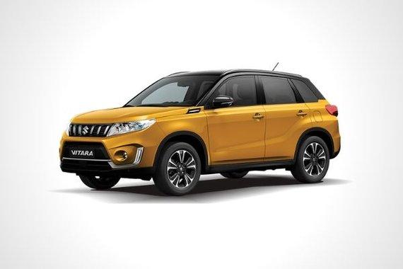 Suzuki Vitara exterior philippines