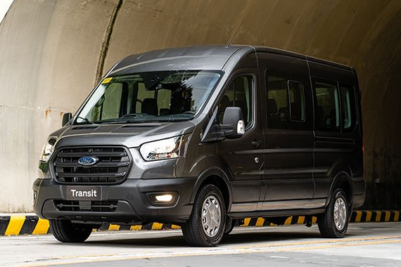 ford transit philippines