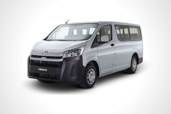 toyota hiace commuter deluxe philippines