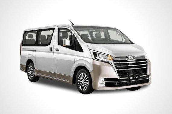 Toyota hiace super grandia philippines