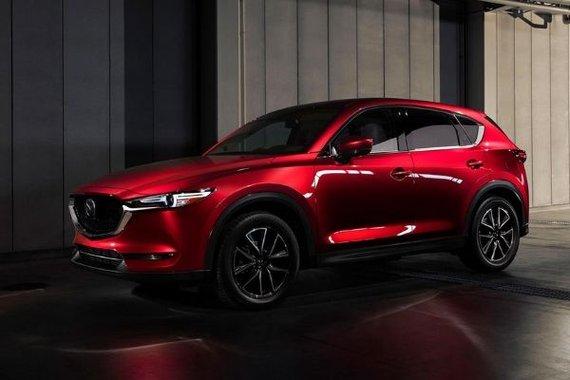 Mazda CX-5 exterior philippines