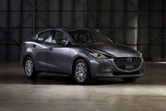Mazda 2 Sedan exterior philippines