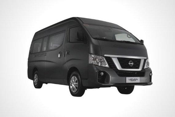 Nissan Nv350 Urvan Premium Philippines