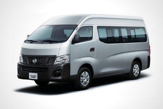 Nissan nv350 urvan 18-seater philippines