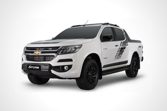 Chevrolet Colorado High Country Storm exterior philippines