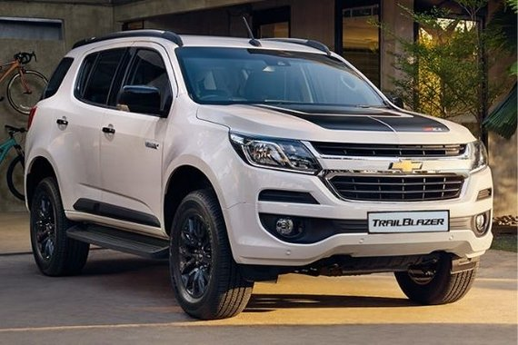 Chevrolet Trailblaze exterior philippines