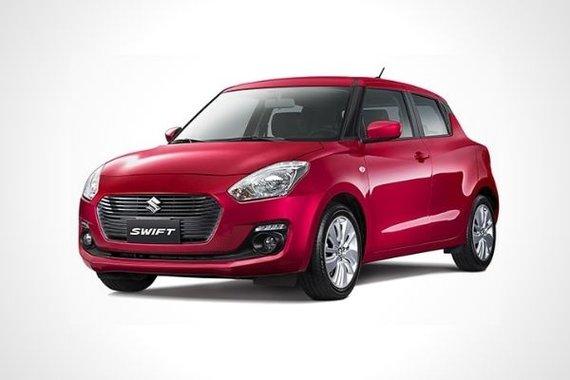 Suzuki Swift exterior philippines