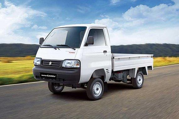 Suzuki Super Carry Pickup Truck exterior philippines