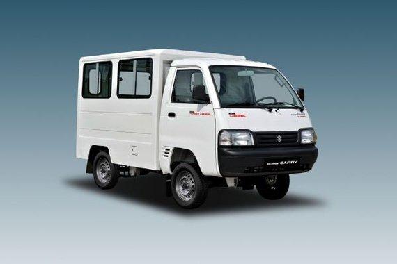 Suzuki Super Carry Utility Van exterior philippines