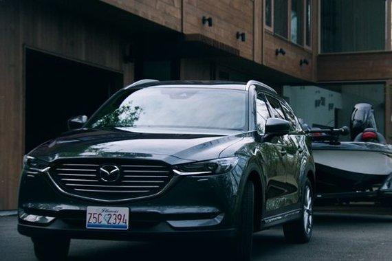 Mazda CX-8 exterior philippines