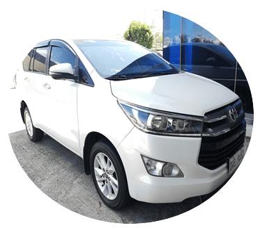 Toyota Innova 2018 G Diesel A/T White Pearl