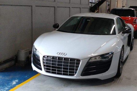 Used 2012 Audi R8 V10 FSi All stock