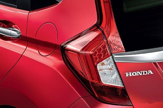 Sell Red 2017 Honda Jazz Hatchback in Muntinlupa