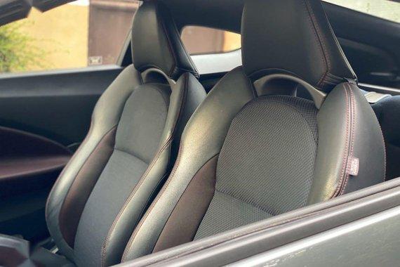 Grey Honda Cr-Z for sale in Silang