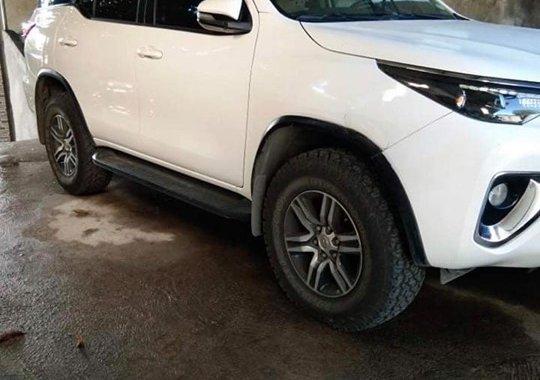 Toyota Fortuner 2017 diesel AT