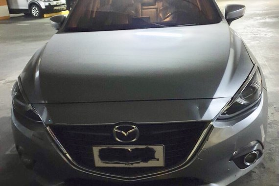 2016 Mazda3-2.0 A car you will love