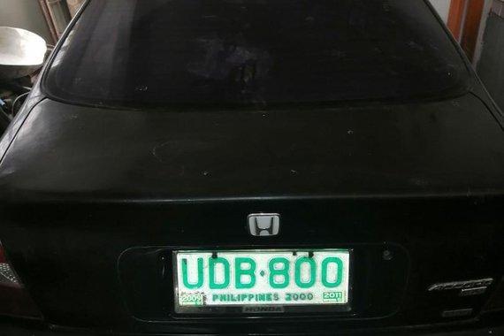 Black Honda Accord for sale in Pasig City