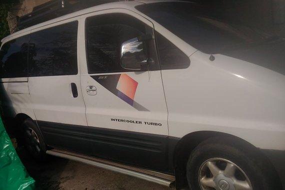 1999 Hyundai Starex Automatic