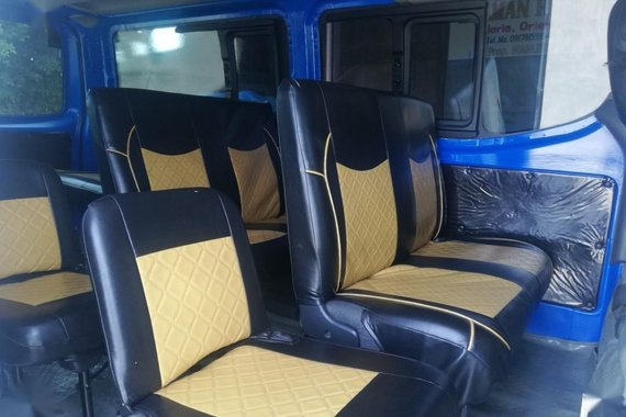 White Nissan Nv350 urvan for sale in Calapan