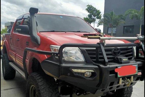 2013 Toyota Hilux G 730,000
