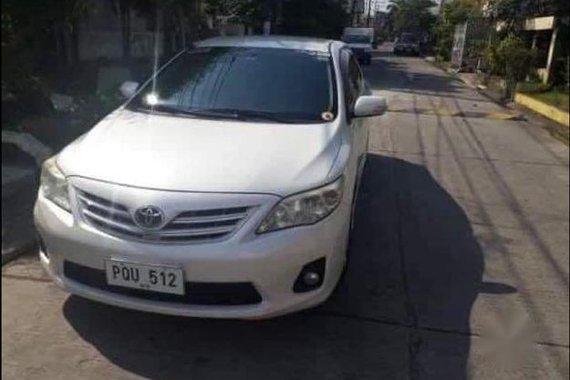 Sell White Toyota Corolla in Muntinlupa