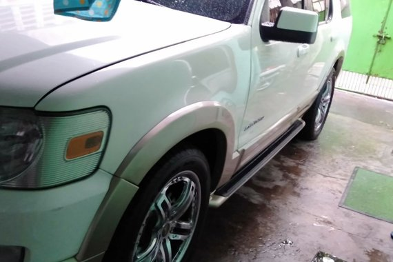 2005 EDIEBUER FORD EXPLORER LIMITED EDITION