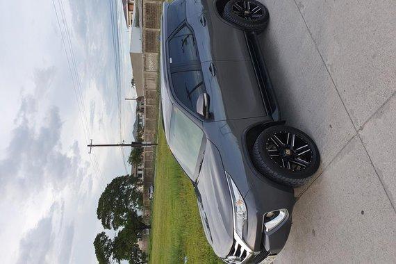 2017 Toyota Fortuner G MT