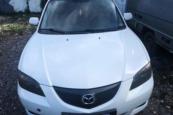 Sell White Mazda 3 in Cebu City