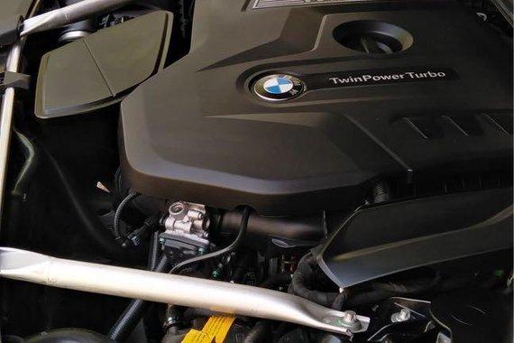 Selling Black BMW 520I 2020 in Malay