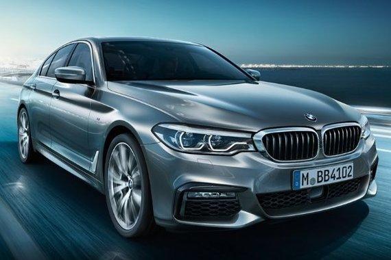 BMW 5-Series philippines