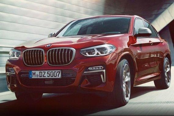 BMW X4 Philippines