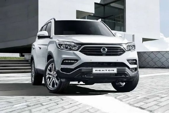 SsangYong Rexton Philippines