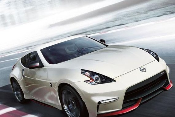 White Nissan 370Z for sale in Angeles