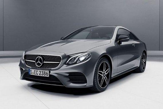 Mercedes-Benz E 200 AMG Line