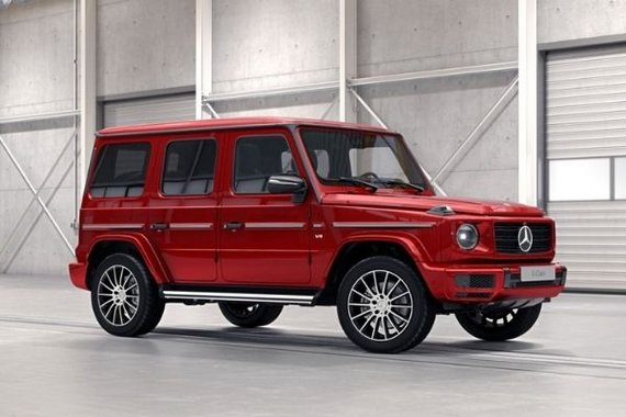 Mercedes-Benz G-Class Philippines