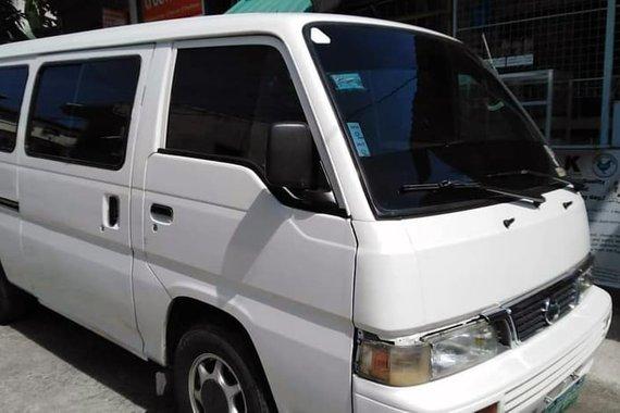 Nissan Urvan Escapade 2012 model , 18 seater