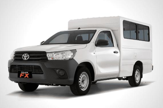 Toyota hilux FX philippines