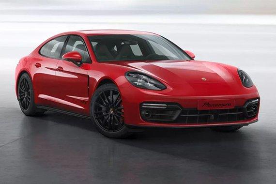 Porsche Panamera GTS exterior philippines