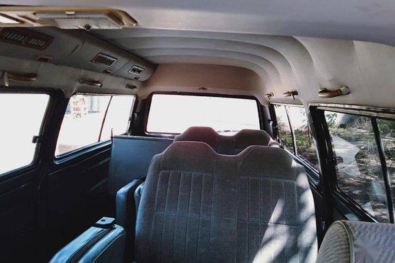 Blue Mitsubishi L300 1997 for sale in Calamba City