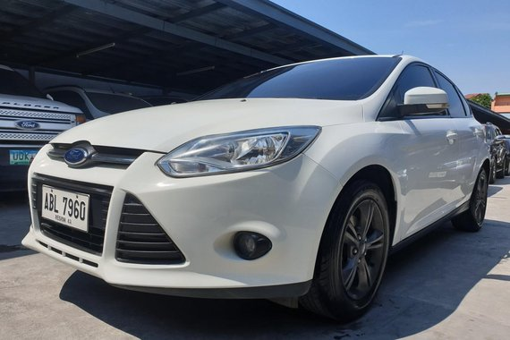 Ford Focus 2015 HB Trend Automatic