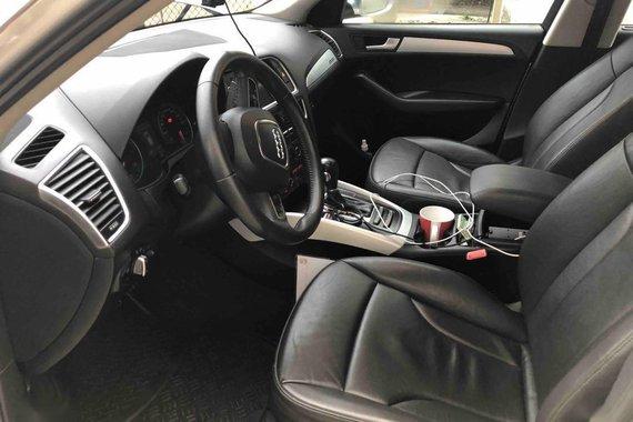 Silver Audi Quattro for sale in Manila