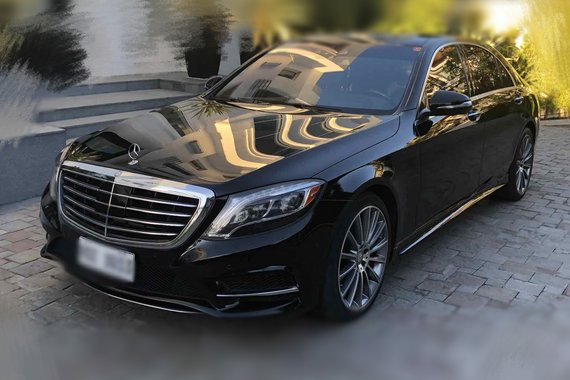 Used 2016 Mercedes Benz S550 4matic V8 Gas