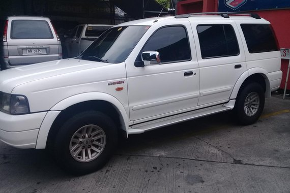 2003 Ford Everest For sale  Good condition
