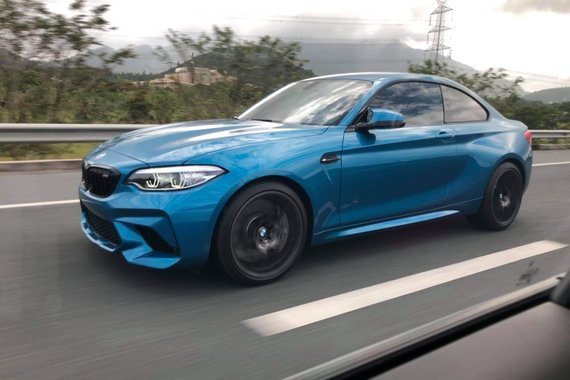 2019 BMW M2 Competition (Stage 2 tuned 500hp)